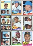1965 Topps Complete Set