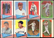 1960 and 1961 Fleer Complete Sets