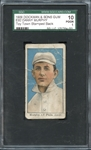 1909 E92 Danny Murphy with Toy Town stamp SGC 10 POOR 1