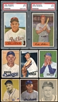 1948-55 Bowman Shoebox Collection of Over (240) with HOFers