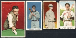 1910s Group of (4) E & T Card Collection