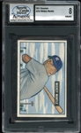 1951 Bowman #253 Mickey Mantle SCD 8 NM/MT