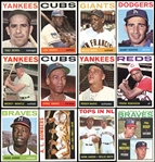 1964 Topps Complete Set