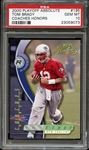 2000 Playoff Absolute Coaches Honors #195 Tom Brady 279/300 PSA 10 GEM MINT