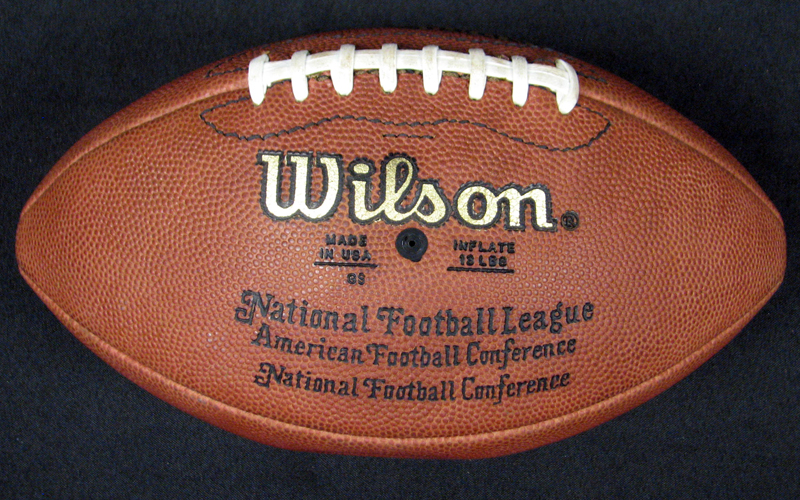 a8043a560ea ... Jerry Rice and Steve Young Signed NFL Football Used in NFC Championship  Game on January 15 ...