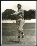 Tremendous 1919 Babe Ruth Type I Original Photograph in Red Sox Uniform