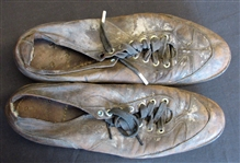 1920s-30s Jim Bottomley Game-Used Cleats