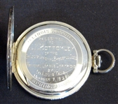 1926 St. Louis Cardinals National League Champions 14K Gold Pocketwatch Presented to Jim Bottomley