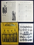 Magazine Lot of (3) Featuring Jim Bottomley