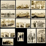 Group of (14) Original Type I Photos From the Jim Bottomley Collection Featuring Bottomley, Wheat, Simmons and Cochrane