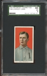 1909-11 T206 Piedmont 350/25 Charley Carr SGC 60 EX 5