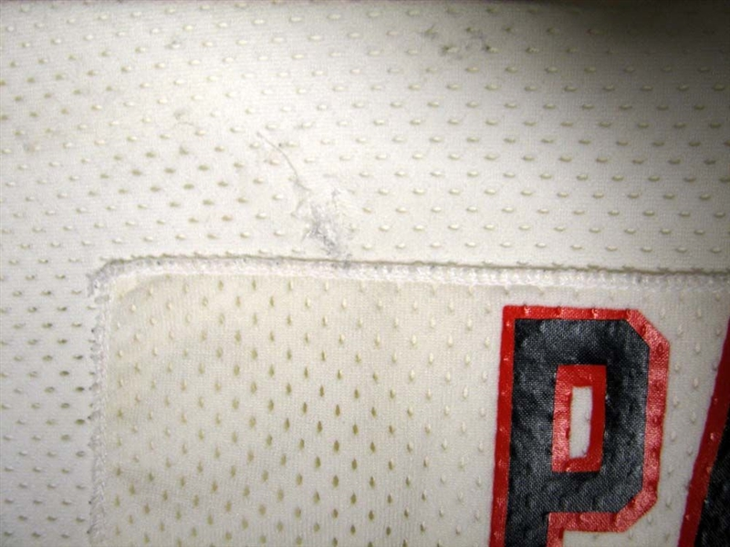 1985 Walter Payton Chicago Bears Game-Used Road Jersey