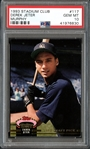 1993 Stadium Club #117 Derek Jeter PSA 10 GEM MINT