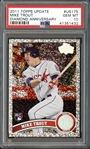 2011 Topps Update #US175 Mike Trout Diamond Anniversary PSA 10 GEM MINT