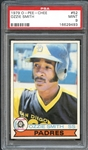 1979 O-Pee-Chee #52 Ozzie Smith PSA 9 MINT