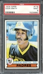1979 Topps #116 Ozzie Smith PSA 9 MINT