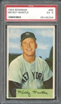 1954 Bowman #65 Mickey Mantle PSA 5 EX