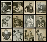 1948 Bowman Football Complete Set
