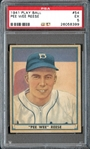 1941 Play Ball #54 Pee Wee Reese PSA 5 EX