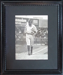 1921 Babe Ruth PSA/DNA Type I Original Photograph by Paul Thompson