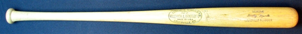 1965-68 Mickey Mantle Game-Used Louisville Slugger Bat PSA/DNA GU