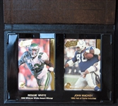1992 Action Packed Mackey Awards Banquet 2-Card Set