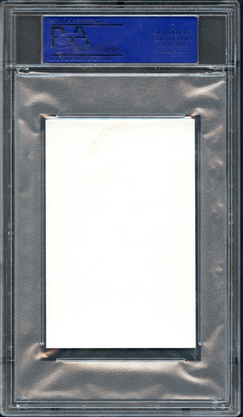 1988 Bulls Entenmann's #23 Michael Jordan vs 76ers PSA 10 GEM MINT