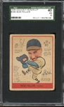 1938 Goudey Heads-Up #288 Bob Feller SGC 40 VG 3