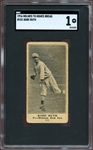 Exceedingly Rare 1916 Holmes to Homes #151 Babe Ruth SGC 1 PR Fresh To The Hobby, The Only Known Example