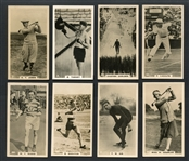 1926 Lambert & Butler Whos Who in Sports Complete Set