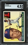 1955 Topps #2 Ted Williams SGC 4.5 VG EX+