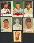 1940-70s Food Issue Lot of (7) Cards