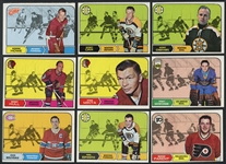 1968-69 Topps Hockey Complete Set
