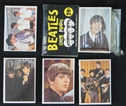 1964 Beatles Color Unopened Cello Pack Group of (5)