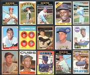 1950s-70s Topps Star Card Group of (75)
