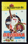 2005-06 Topps Bazooka Basketball Unopened Wax Box