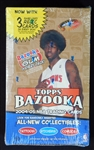 2004-05 Topps Bazooka Basketball Unopened Wax Box