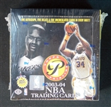2003-04 Topps Pristine Basketball Unopened Hobby Box