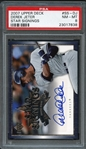 2007 Upper Deck #SS-DJ Derek Jeter Star Signings PSA 8 NM-MT
