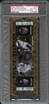 1997 Upper Deck #TS3 Jeter/Garciaparra Ticket to Stardom Combos PSA 6.5 EX-MT+
