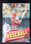 1980 Topps Baseball Full Unopened Wax Box BBCE