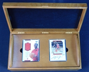 1999 Upper Deck Michael Jordan Master Collection Boxed Set 473/500