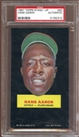 1967 Topps Stand-Up #20 Hank Aaron PSA AUTHENTIC