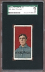 1909-11 T206 Polar Bear Jimmy Collins SGC 1.5 FAIR