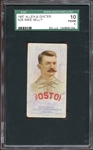 1887 N28 Allen & Ginter Mike Kelly SGC 1 POOR