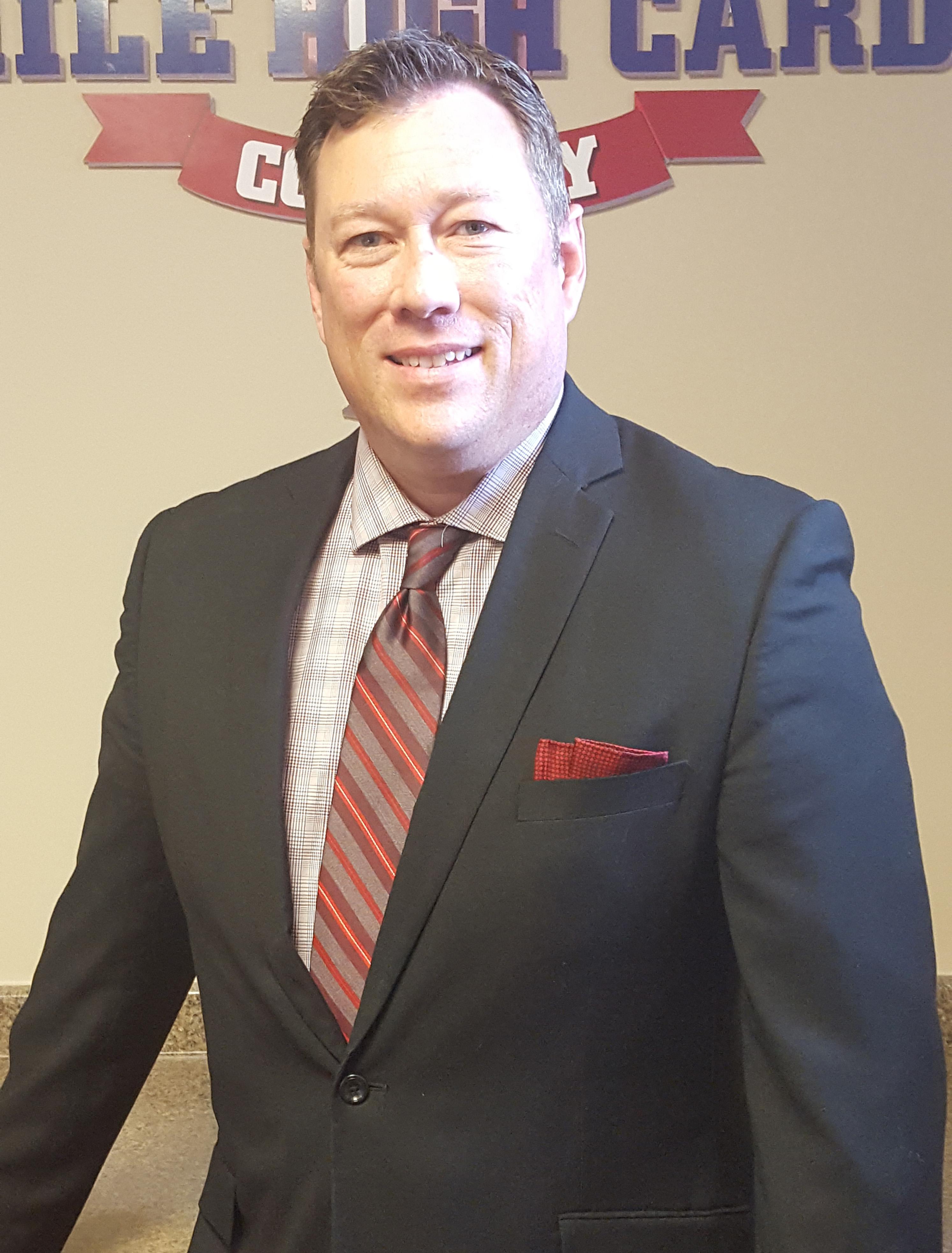Brian Drent, President