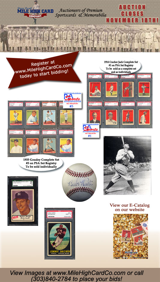 MHCC Auction is Open for Bidding