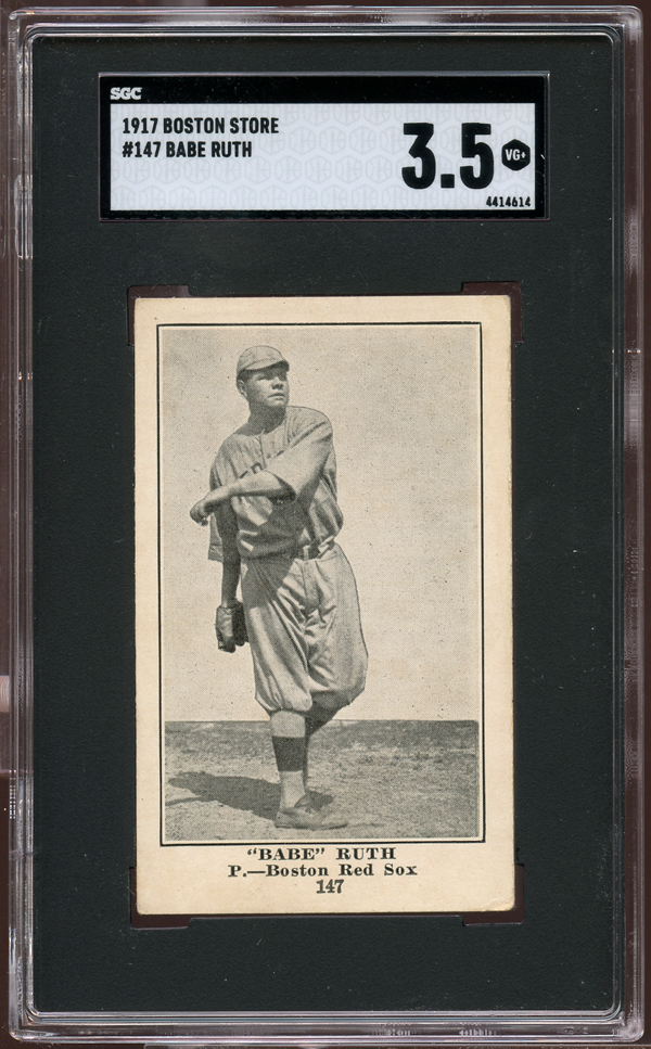 Babe Ruth Lot 2