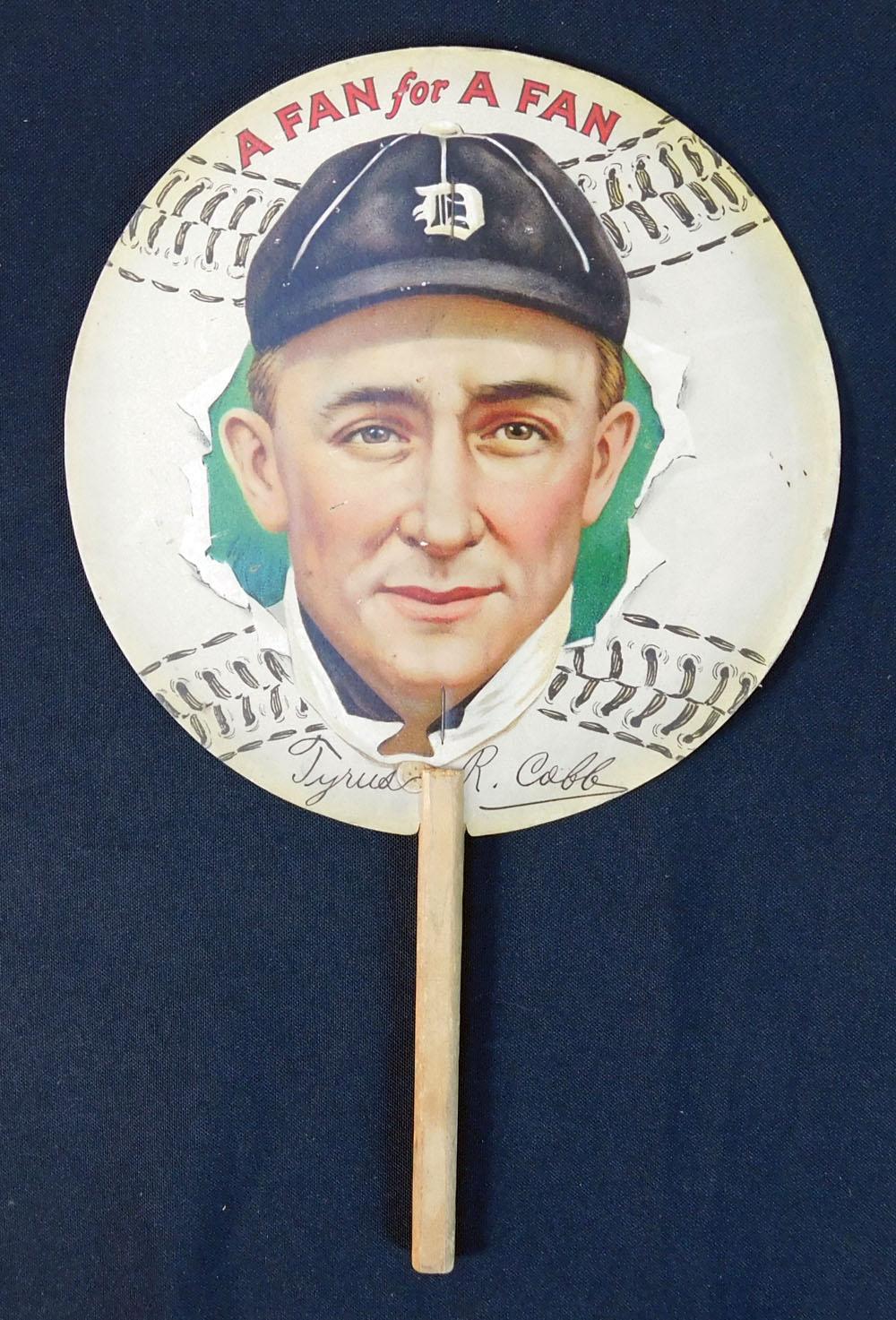 1910's Fan For A Fan
