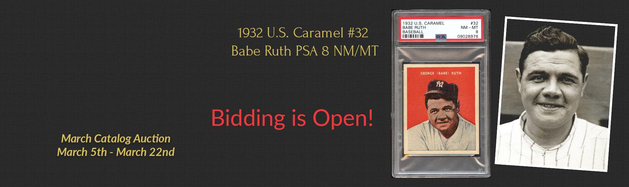U.S. Caramel Babe Ruth